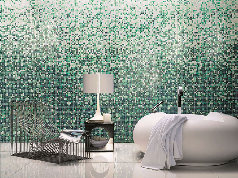 In 39 concept salle de bain salle de bains et carrelages - Bisazza fliesen ...